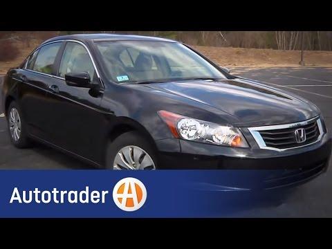 2008 2010 Honda Accord   Sedan | Used Car Review | AutoTrader   YouTube
