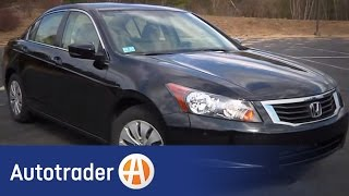 2008-2010 Honda Accord - Sedan | Used Car Review | AutoTrader