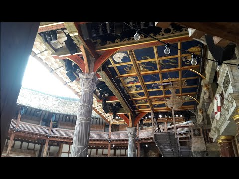 LONDON || Shakespeare's Globe Theatre and Exhibition