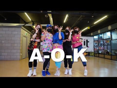 [ILOVEDANCE]  A-O-K  /  TAI VERDES  /  CINDY  /  ZUMBA