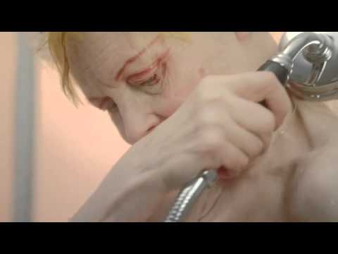 Vivienne Westwood takes a shower in public for Peta -- video | Fashion