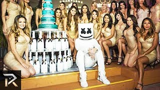 This Is How Marshmello Spends His Millions Video