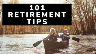 101 Retirement Tips | Wes Moss