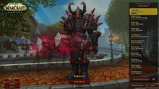Bajheera Full 965 iLvl Fury Warrior 42 0 Twin Peaks Massacre WoW Legion 7 3 Warrior PvP