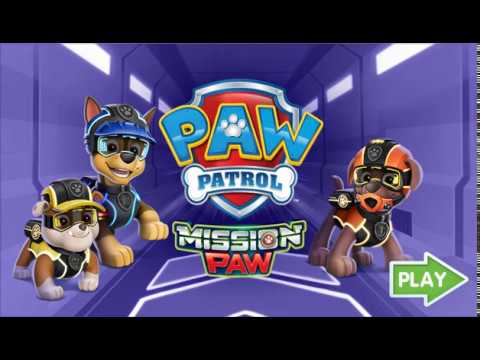 Nick Jr App For Kids - Paw Patrol games - PAW Patrol Mission Paw - Game Play For Kids Full HD