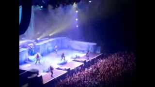 IRON MAIDEN - 2 Minutes to Midnight - Live Arena Zagreb 2013