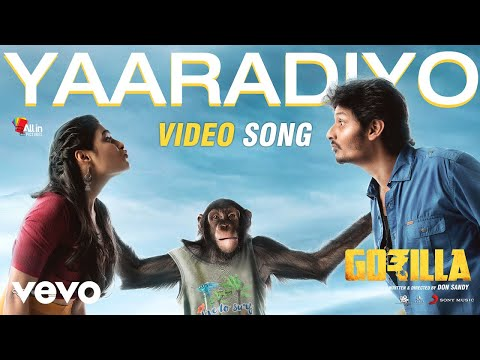 gorilla---yaaradiyo-video-|-jiiva,-shalini-pandey-|-sam-c.s.