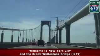 14-20 New York City: Whitestone Bridge to Midtown Tunnel