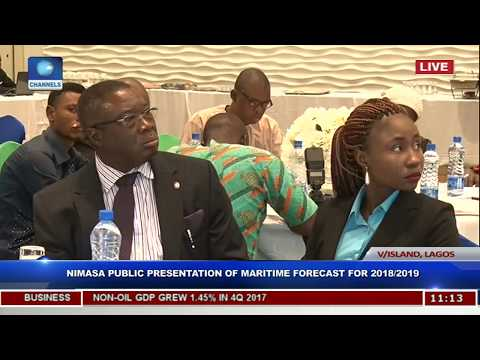 NIMASA Public Presentation Of Maritime Forecast For 2018/2019 Pt.2 |Live Event|