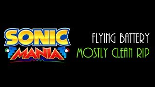 Sonic Mania Flying Battery [OLD VIDEO]