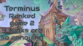 Paladins Terminus Ranked 2nd qualification  game