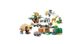 Lego Duplo Photo Safari 6156 Building