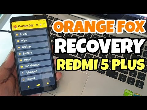 Full Download] Fix Redmi 5 Plus Mee7 Stuck Recovery Bootloop
