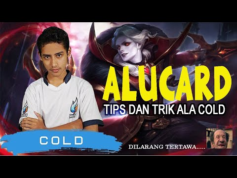 #AUTOWIN - TUTORIAL ALUCARD BY COLD PART 2 KHUSUS RANK NERAKA