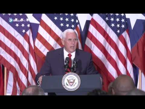 VP Mike Pence on Rep. Pete Sessions' opponent, Colin Allred