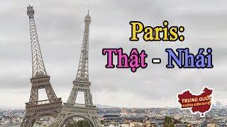 """""""Paris nhái"""" của Trung Quốc — Bạn Phân Biệt Được Chăng?   Trung Quốc Không Kiểm Duyệt"""