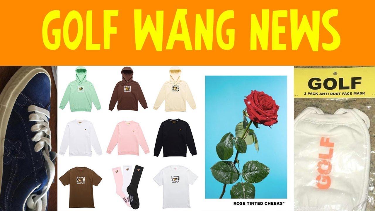 7e219b90dae3 GOLF WANG NEWS👀  NEW GOLF DROP