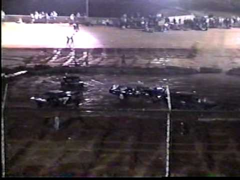 Clinton County Speedway Hard Hit #7