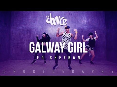 Galway Girl - Ed Sheeran (Choreography) FitDance Life