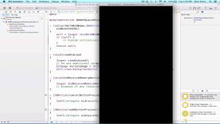 iOS Programming Tutorial - Creating the Own Protocols for Deletegation in Objective C Part 3 - 27