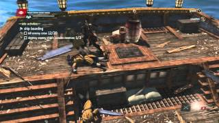 Assassins Creed 4: Best Place to Farm Man of Wars