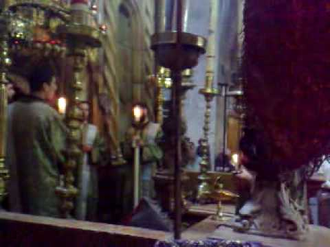 Cerimônia no Santo Sepulcro (parte 2) Travel Video