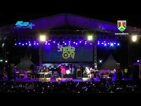 SHEILA ON 7 LIVE DI MAGELANG - SEPHIA NEW VERSION (LIVE STREAMING)