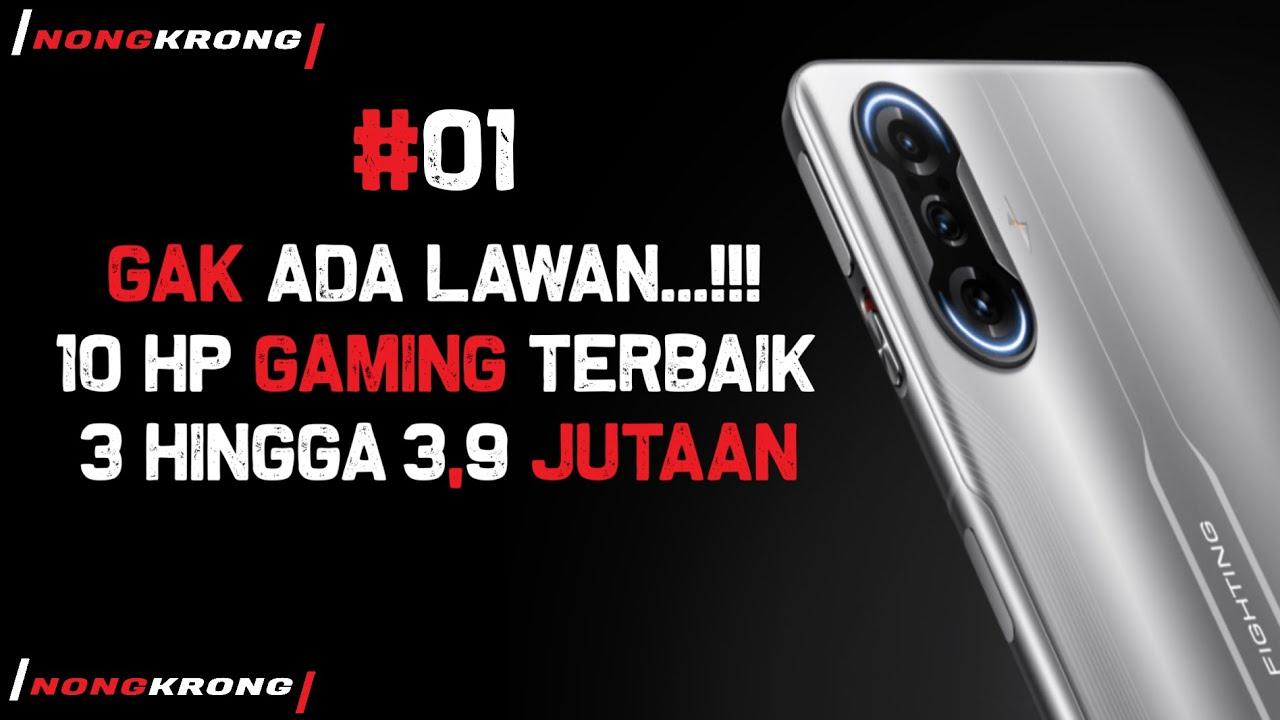 HP Gaming 3 Jutaan Terbaik...!!! Rekomendasi 10 Hp Gaming ...