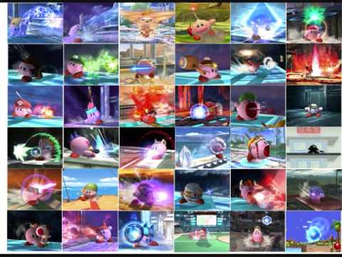 --Super Kirby Compilation!--
