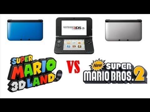New Super Mario Bros 2 VS Super Mario 3D Land . Análisis Épico
