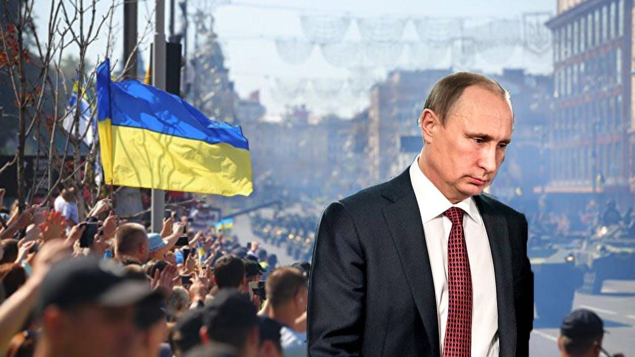 Путину придется смириться с тем, что Россия навсегда потеряла Украину