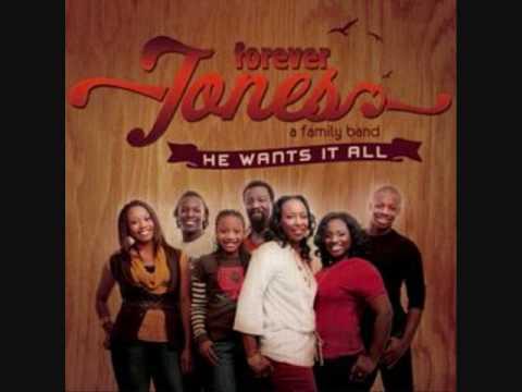 Forever Jones-He Wants It All