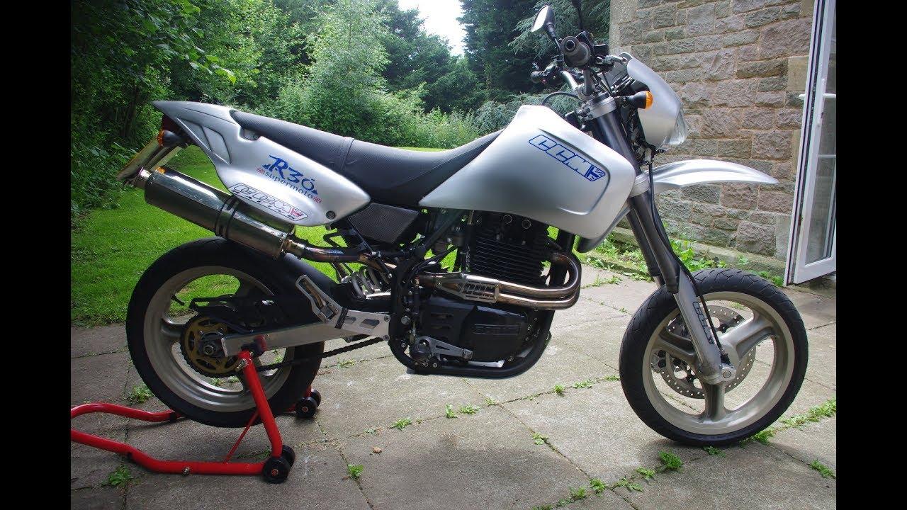 CCM R30 604 Supermoto 676cc Rotax engine