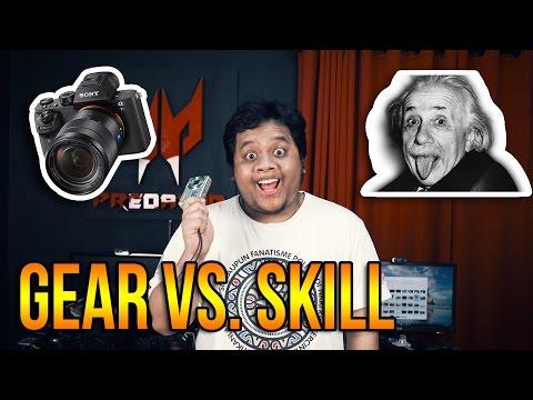 GEAR atau SKILL? (Plus Sejarah Tara Arts)