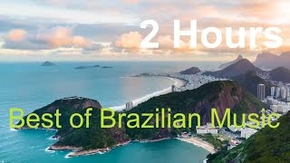 Brazilian, Brazilian Music: 2 Hours of Brazil Music (Brazilian Jazz Music Instrumental)