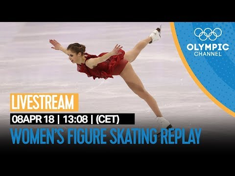 Women's Figure Skating LIVE Replay | PyeongChang 2018 Winter Olympics | Go Figure!