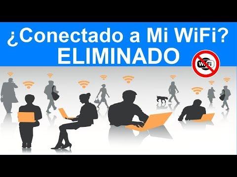 Como Saber QUIEN Esta CONECTADO A Mi WiFi Y Eliminarlo 2019│¿Intruso En Mi WiFi?