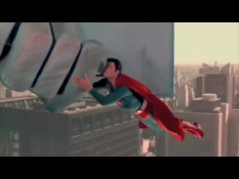 SUPERMAN IV : BLANKVIDEO 88 RE-EDIT - [ STATUE OF LIBERTY ]