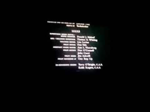 Pooh's Heffalump Movie credits