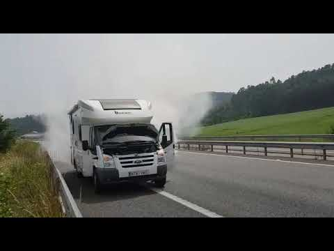 camping car ford transit casse youtube. Black Bedroom Furniture Sets. Home Design Ideas