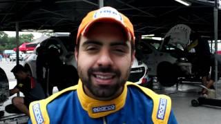 Leonardo Telles   Após SS3   Rally Vale do Paraíba 2016