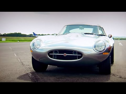 Eagle Low Drag GT Review - Top Gear - Series 22 - BBC