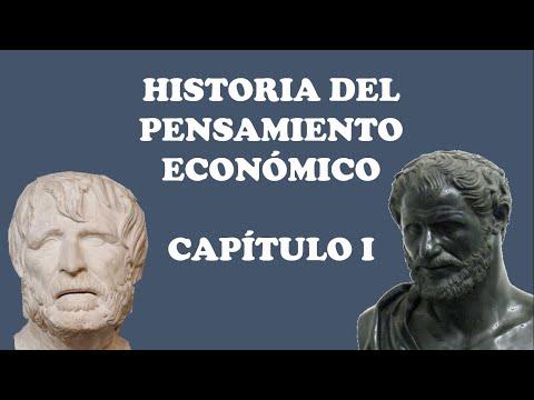 """Historia del Pensamiento Económico (Parte 1): Los primeros """"Economistas"""""""