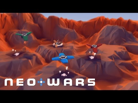 NeoWars Playstore Trailer