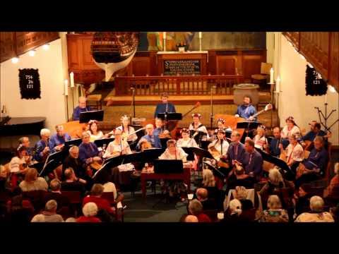 Pavlovskis Balalajkaorkester - Atten år (Восемнадцать лет)