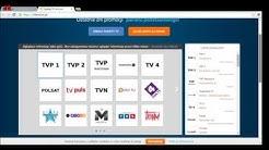 TV przez internet Wideo Star