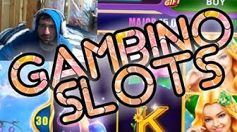 GAMBINO SLOTS Online Casino Slot Machines | Free Mobile Game Android / Ios Gameplay Youtube YT Video