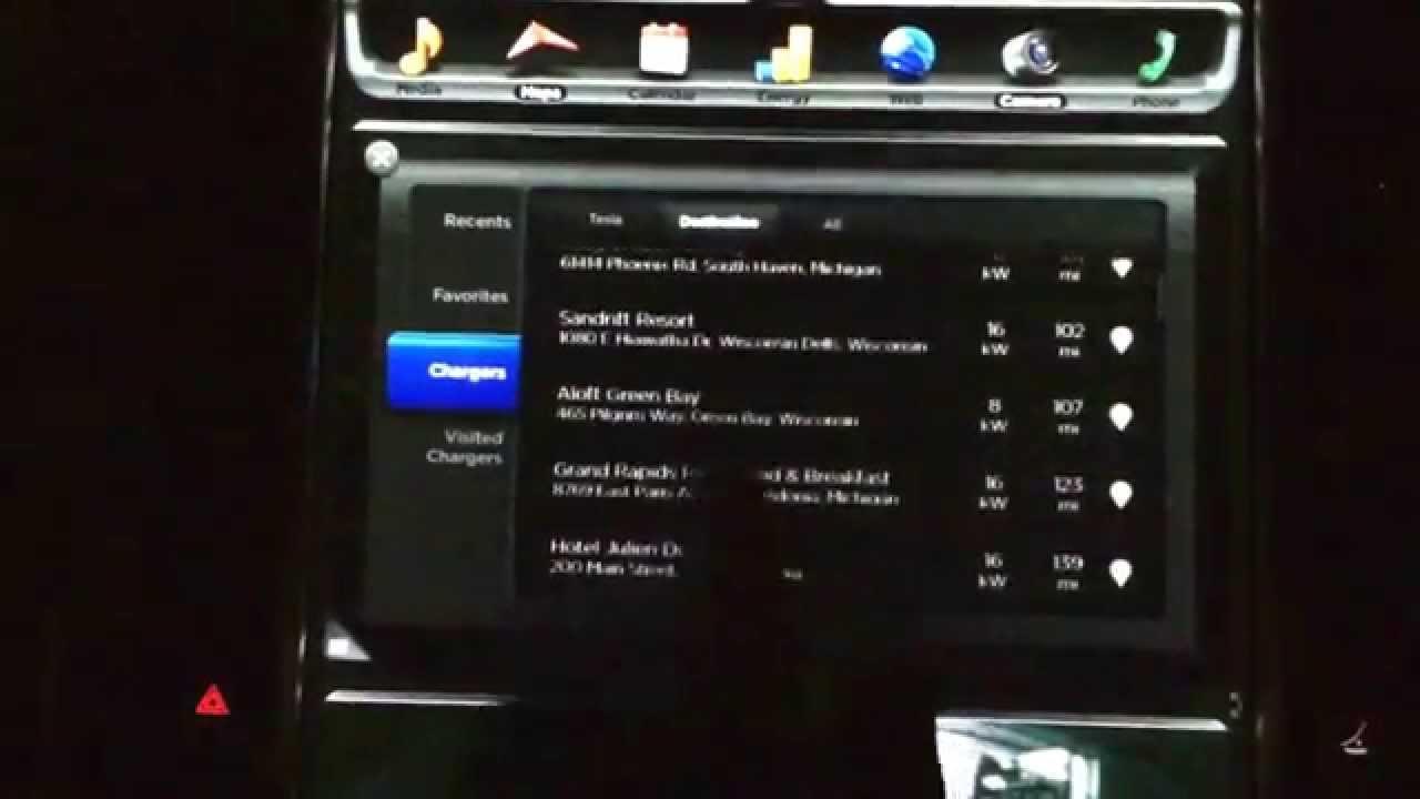 Tesla Update >> Tesla Motors Model S Firmware Update 6 2 Version 2 4 239 2 New