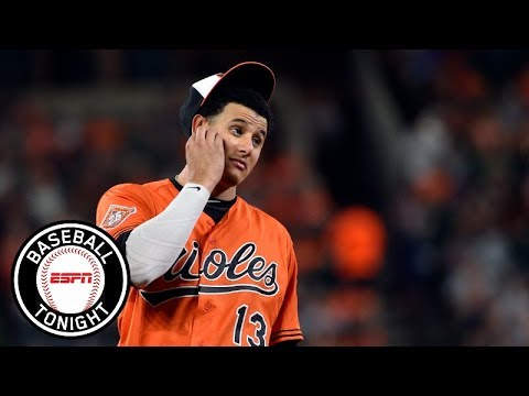 Orioles 'are listening' to offers for Manny Machado | Baseball Tonight | ESPN