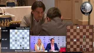 GM Alexander Morozevich vs GM Evgeny Tomashevsky The Long Game